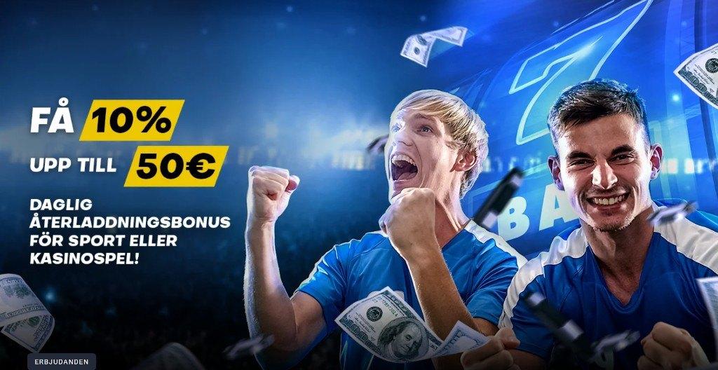 bettilt sport och odds bonus