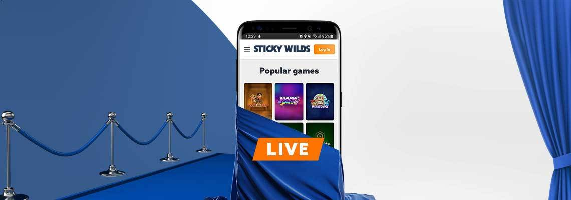Sticky Wilds Casino