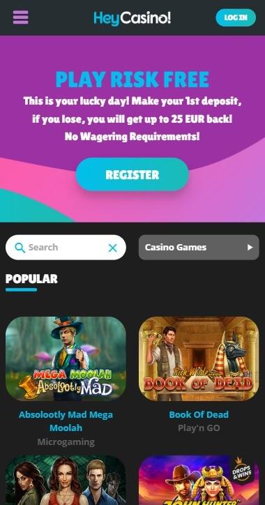 Hey-Casino-Mobil