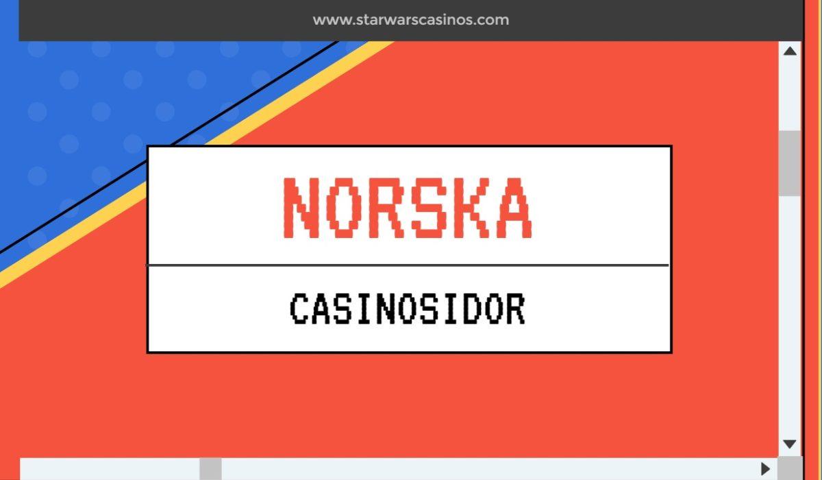 Norska-casinosidor